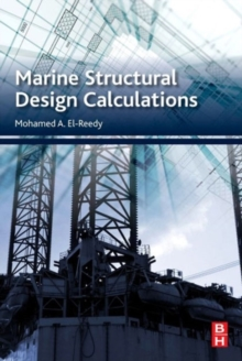Marine Structural Design Calculations, Paperback / softback Book
