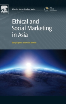 Ethical and Social Marketing in Asia, Hardback Book