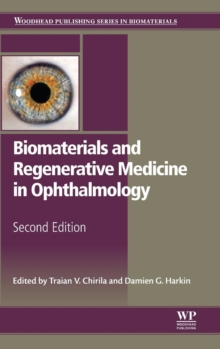 Biomaterials and Regenerative Medicine in Ophthalmology, Hardback Book
