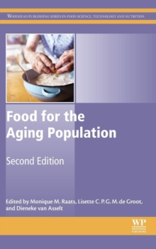 Food for the Aging Population, Hardback Book