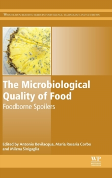 The Microbiological Quality of Food : Foodborne Spoilers, Hardback Book
