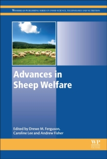 Advances in Sheep Welfare, Hardback Book