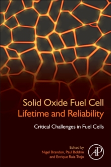 Solid Oxide Fuel Cell Lifetime and Reliability : Critical Challenges in Fuel Cells, Paperback / softback Book