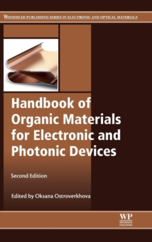 Handbook of Organic Materials for Electronic and Photonic Devices, Hardback Book