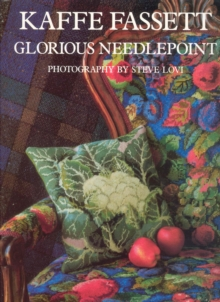 Glorious Needlepoint, Paperback Book