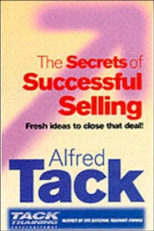 The Secrets Of Successful Selling, Paperback / softback Book