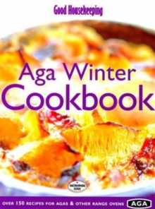 Good Housekeeping Aga Winter, Hardback Book