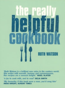 The Really Helpful Cookbook, Paperback Book