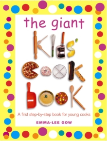 The Giant Kids Cookbook, Paperback / softback Book
