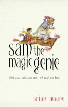 Sam The Magic Genie, Paperback Book