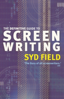 The Definitive Guide To Screenwriting, Paperback Book