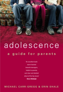 Adolescence : A Guide For Parents, Paperback / softback Book