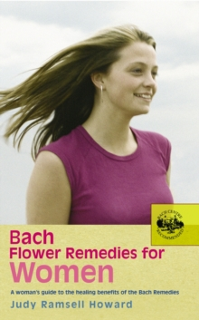 Bach Flower Remedies For Women, Paperback / softback Book