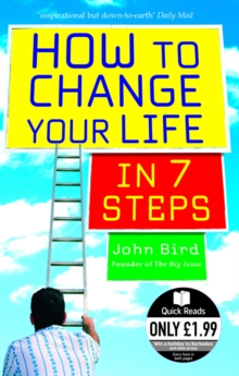 How to Change Your Life in 7 Steps, Paperback Book