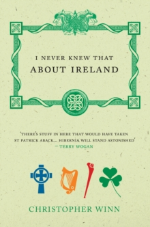 I Never Knew That About Ireland, Hardback Book