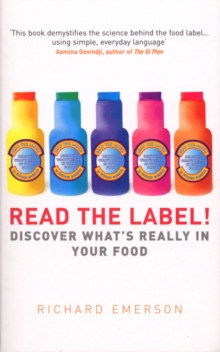 Read the Label! : Discover What's Really in Your Food, Paperback Book