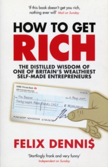 How to Get Rich, Paperback / softback Book