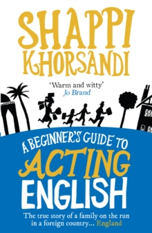 A Beginner's Guide To Acting English, Paperback / softback Book