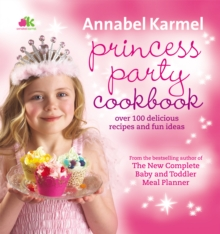 Princess Party Cookbook, Hardback Book