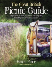 The Great British Picnic Guide, Paperback Book