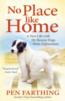 No Place Like Home : A New Beginning with the Dogs of Afghanistan, Paperback / softback Book