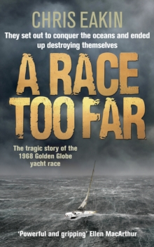 A Race Too Far, Hardback Book