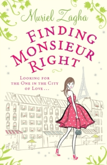 Finding Monsieur Right, Paperback Book