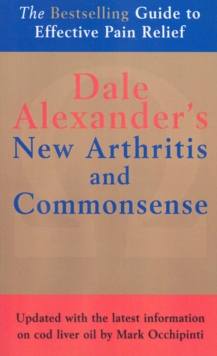 The New Arthritis and Commonsense, Paperback / softback Book