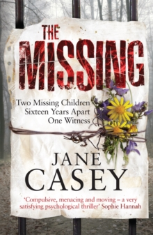 The Missing, Paperback Book