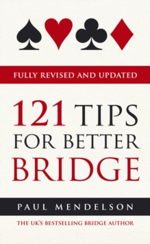 121 Tips for Better Bridge, Paperback Book