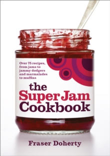 The SuperJam Cookbook, Paperback Book