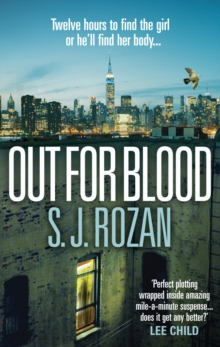 Out For Blood : (Bill Smith/Lydia Chin), Paperback Book