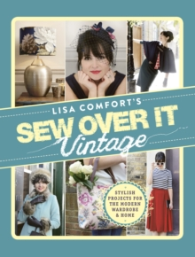 Sew Over it Vintage, Hardback Book