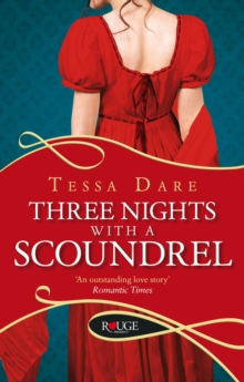 Three Nights With a Scoundrel: A Rouge Regency Romance, Paperback / softback Book