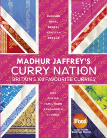 Madhur Jaffrey's Curry Nation, Hardback Book