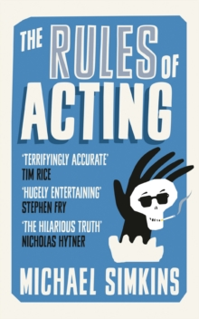 The Rules of Acting, Paperback / softback Book