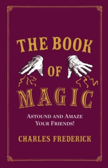 The Book of Magic, Hardback Book