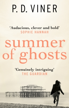 Summer of Ghosts, Paperback Book
