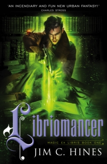 Libriomancer, Paperback Book