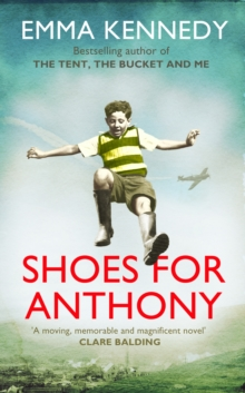 Shoes for Anthony, Hardback Book