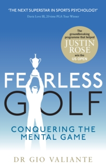 Fearless Golf, Paperback Book