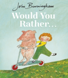 Would You Rather?, Paperback Book