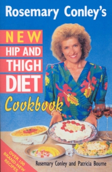 New Hip And Thigh Diet Cookbook, Paperback Book