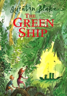 The Green Ship, Paperback Book