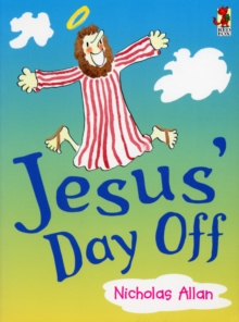 Jesus' Day Off, Paperback Book