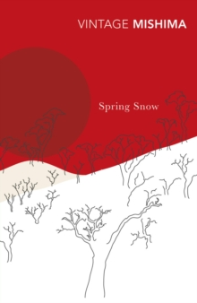 Spring Snow, Paperback / softback Book