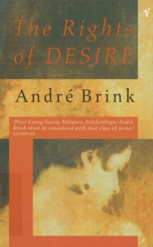 The Rights of Desire, Paperback Book
