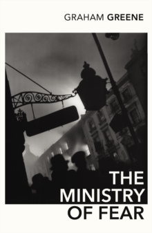 The Ministry Of Fear, Paperback Book