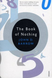 The Book of Nothing, Paperback Book