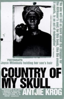 Country of My Skull, Paperback Book